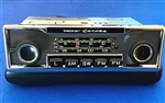Becker Europa - AM/FM/SW Radio for Mercedes 280SL, etc. With iPod Adapter
