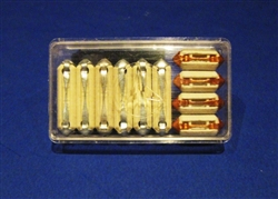 Mercedes Original type Spare Fuse Kit - for 190SL, 300SL, 230SL, 280SL & other early models