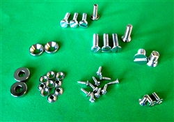 Chrome Screw / Hardware set for 230SL 250SL 280SL