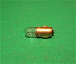 Bulb - 2W/12V - Small Diameter  Ba7s / J-12  type - for Heater Controls and other uses