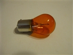 Bulb -21W / 12V - AMBER -for Taillights , Signal lights and other uses.