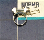 NOS Original Screw type Hose Clamp - 17mm size