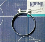 NOS Original Screw type Hose Clamp - 41mm size