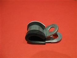 Rubber Lined Clamp for 10-12mm Tubing