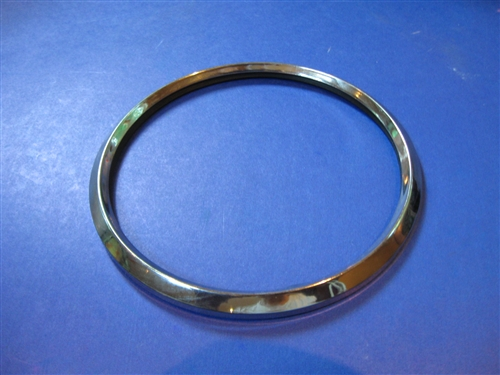 chrome bezel for instruments 115mm od 190sl other models