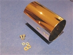 Mercedes 190SL Original type Exhaust Tip - Chrome Plated