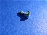 Chrome Plated Pan Head Screw - 4.2 x 19 - DIN 7981