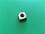 Square Nut for Mercedes Bumper - fits 190SL - 300SL and others