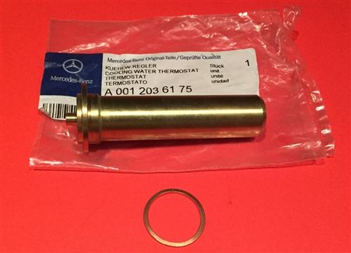 Mercedes W108 W109 W111 W113 250SE 250SL 280SEL Fuel Injection Pump Thermostat