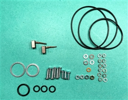 Fuel Pump Repair Kit - Late Type - fits280SL & 100,108,109,111,112Ch Models.