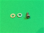 Round Head Sheet Metal Screw -  DIN 7994 - 3.5 x 6.5