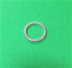 Aluminum Seal Ring  - 14 x 18  DIN 7603