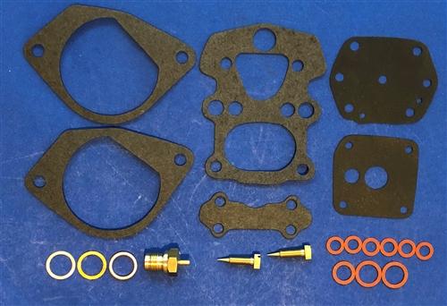 Seal/Repair Kit for Solex Carburetor - Fits 190SL - 121Ch