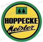 HOPPECKE BATTERY DECAL - FOR 190SL & OTHER MODELS