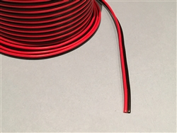 Speaker Wire - 18Gauge Copper - sold by the Foot (25cm)