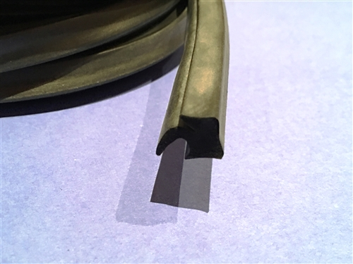 early Rubber Door Seal for Mercedes 300SL Gullwing & Rubber Door Seal for Mercedes 300SL Gullwing Pezcame.Com