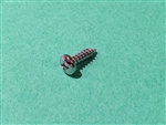 Mercedes Chrome Plated Pan Head Screw - DIN 7981 - 3.9 x13