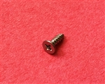 Flat Head Screw - 2.9 x 9.5mm  DIN 7982 - STAINLESS