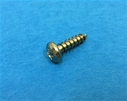Pan Head Screw - DIN 7981 - 4.2 x 16 - Stainless Steel