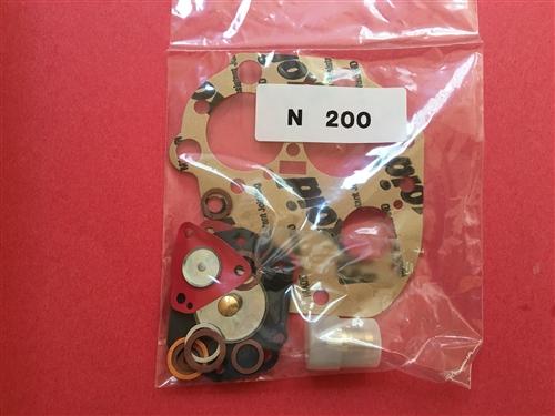 Seal/Repair Kit for 220S - 180Ch  32 PAITA Solex Carburetor