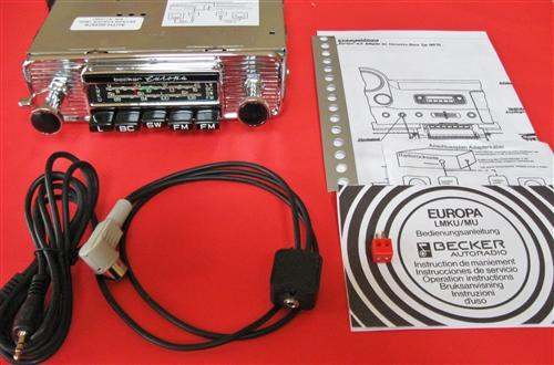 Radio Wiring Diagram Becker Mercedes W on