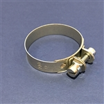Screw type Hose Clamp - 44mm x 12mm size
