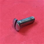 Oval / Lens Head Screw 5x16 DIN 964 - Chrome