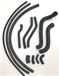 Mercedes 280SL Cooling System/Heater Hose Set