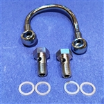 Water Pump Breather Pipe set for 230SL 250SL 280SL + others