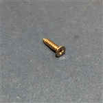 Flat Head Screw - 2.9 x 13mm  DIN 7982 - STAINLESS
