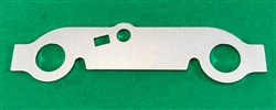 Brake Caliper Lock Plate - fits 230SL, 250SL 280SL + others