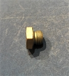 Hex Pipe Plug for Brake System -  10x1mm