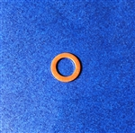 Copper Seal Ring  - 6x10x1mm   DIN 7603