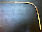 Chrome Top case trim - Left Side - for *230SL 250SL 280SL