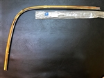 Chrome Top case trim Right Side *230SL 250SL 280SL