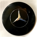 Black color Star for Horn Button - fits 300SL Gullwing