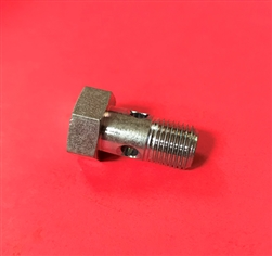 Banjo Bolt for Brake Lines to Wheel Cylinders - 10x1mm