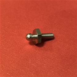 Tenax Turn Fastener Button with M4 Machine Screw Threads