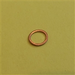 Copper Seal Ring  - 10x13x0.8mm   DIN 7603