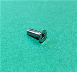DIN 7987/965 - M6x16 Flat Head Screw
