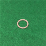 Aluminum Seal Ring  - 10x14x1mm   DIN 7603