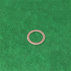 Aluminum Seal Ring  - 12x16x1mm   DIN 7603