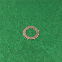 Aluminum Seal Ring  - 12x18x1mm   DIN 7603
