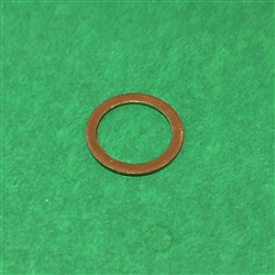 Copper Seal Ring  - 12x16x1mm   DIN 7603