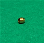 Brass Ferrule for Tube Fitting  - 4mm