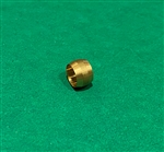 Brass Ferrule for Tube Fitting  - 8mm