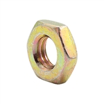DIN 936 M10 Nut - Gr. 8.8 Yellow Zinc Plated Steel