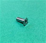 FLAT HEAD MACHINE SCREW - M5 x 14 - DIN 7987/965