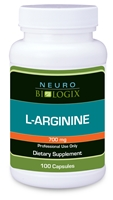L-Arginine 100 capsules dietary supplement