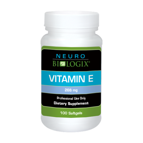 Vitamin E 100 Softgels